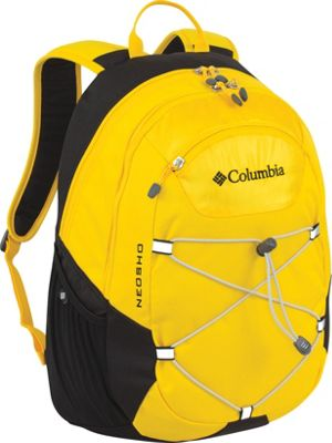 Columbia Sportswear Neosho Day Pack Deep Yellow - Columbia Sportswear Business & Laptop Backpacks