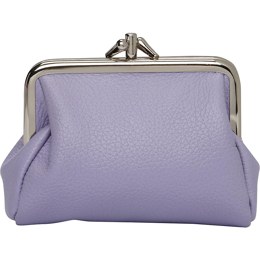 Buxton Hudson Pik-Me-UpTriple Frame- Exclusive Colors Wisteria - Buxton Womens Wallets - Women's SLG, Women's Wallets