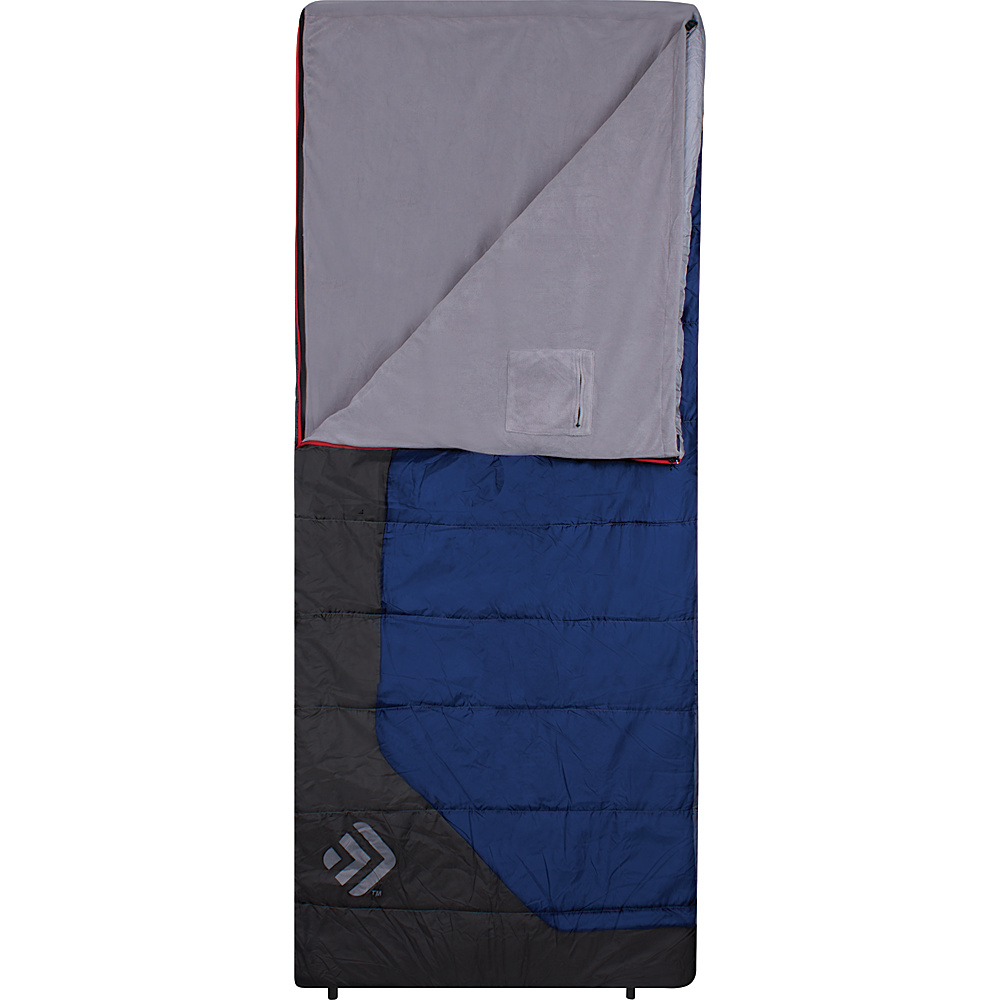 Outdoor Products Men's Modular System Sleeping Bag Estate Blue - Outdoor Products Outdoor Accessories