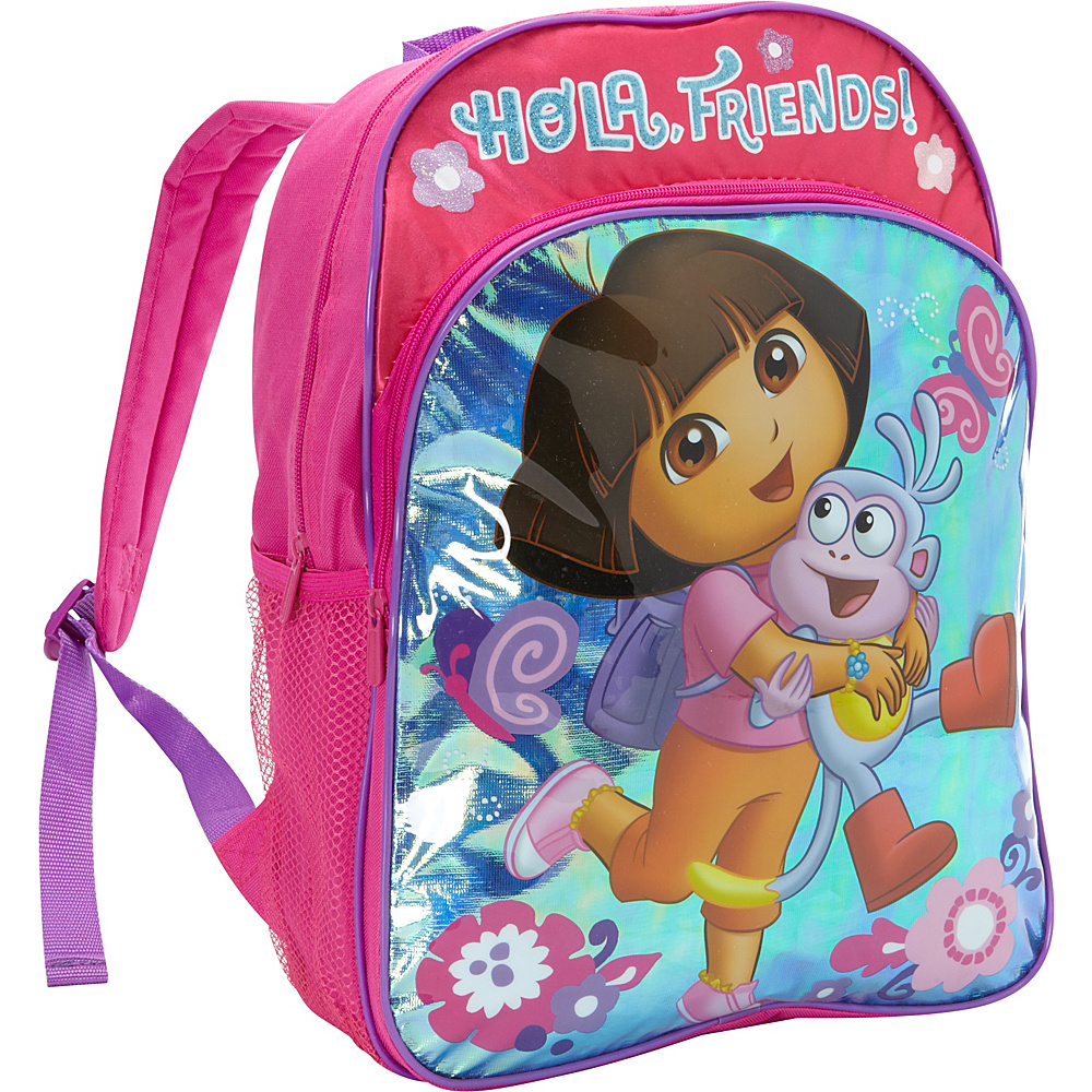 Nickelodeon Dora the Explorer Backpack - Hola Friends