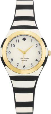 kate spade watches Rumsey Stripe Watch Black - kate spade watches Watches