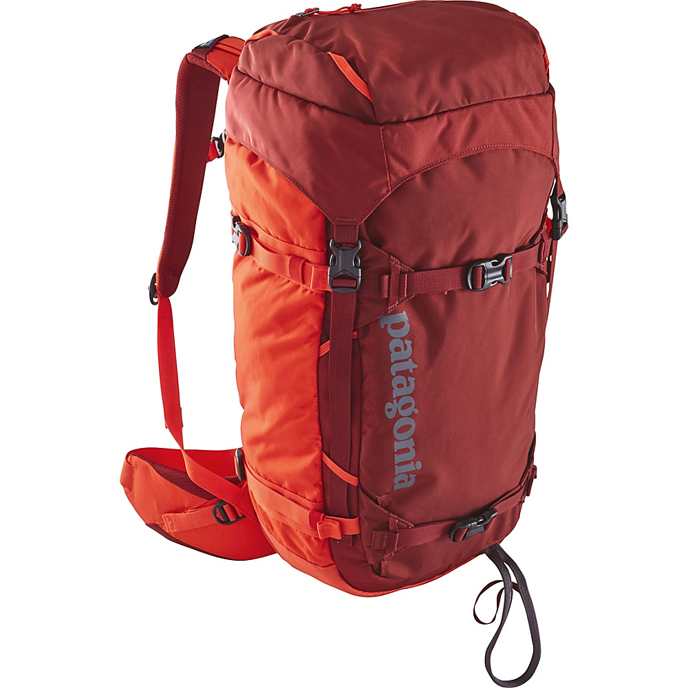 Patagonia Snowdrifter 40L - S/M Cinder Red - Patagonia Ski and Snowboard Bags - Sports, Ski and Snowboard Bags