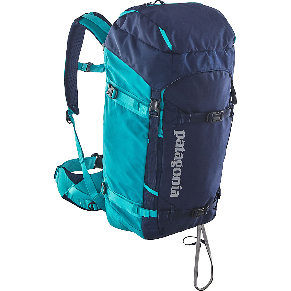 Patagonia Snowdrifter 40L - S/M Navy Blue with Epic Blue - Patagonia Ski and Snowboard Bags - Sports, Ski and Snowboard Bags