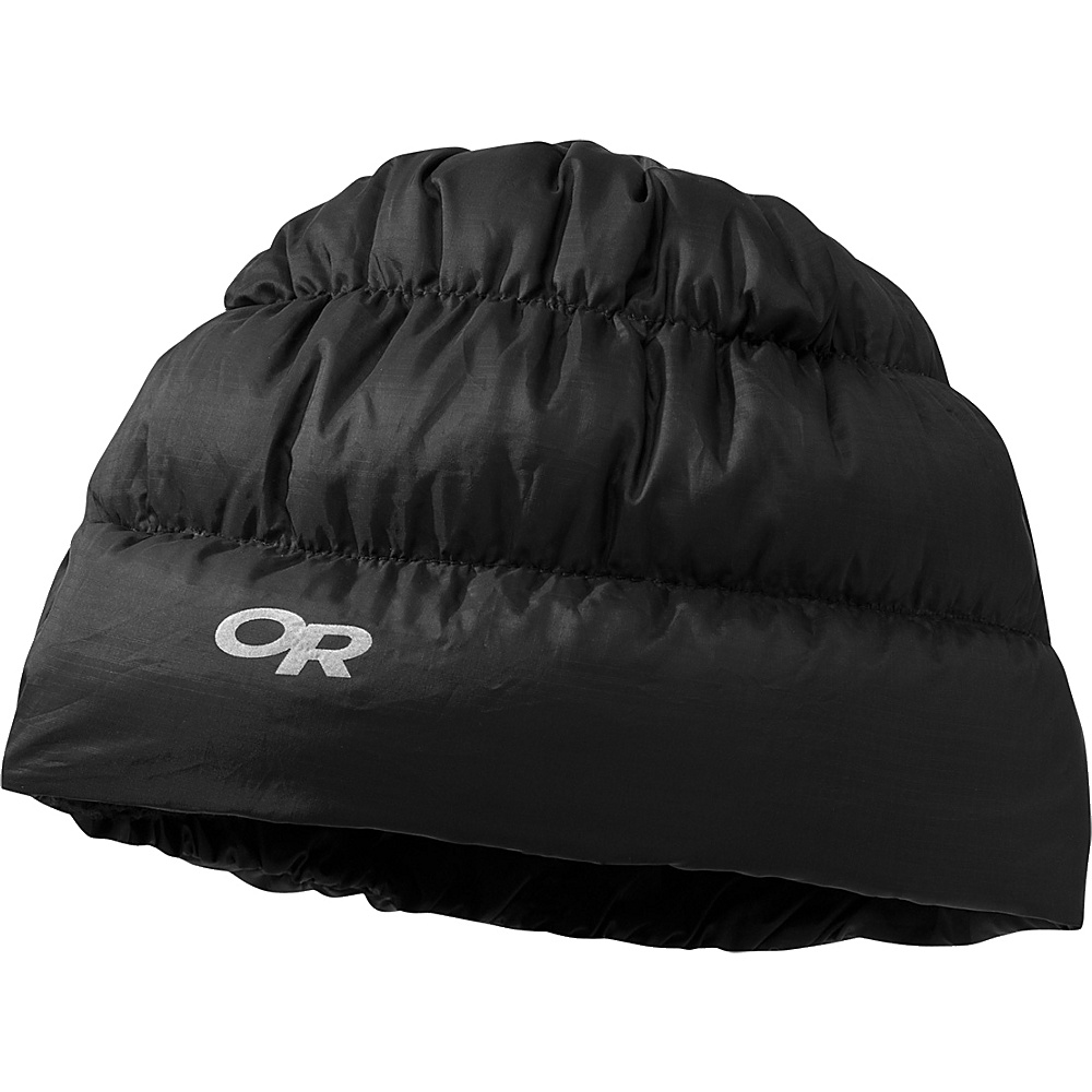 Outdoor Research Transcendent Beanie S/M - Black - Outdoor Research Hats/Gloves/Scarves - Fashion Accessories, Hats/Gloves/Scarves