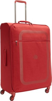 Delsey Dauphine+ 27.5 Spinner Trolley Red