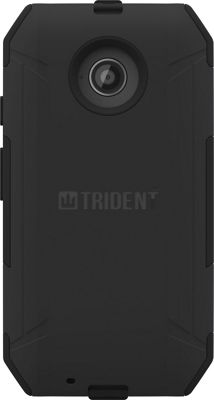Trident Case Aegis Phone Case for Motorola Moto E Black - Trident Case Personal Electronic Cases