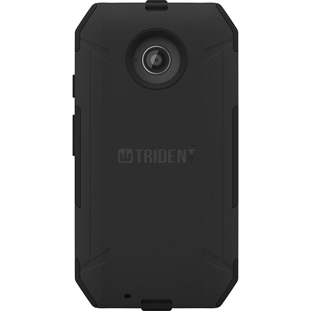 Trident Case Aegis Phone Case for Motorola Moto E Black Trident Case Electronic Cases
