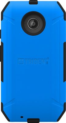 Trident Case Aegis Phone Case for Motorola Moto E Blue - Trident Case Electronic Cases