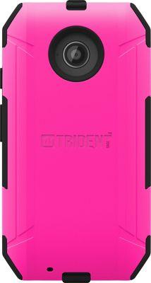 Trident Case Aegis Phone Case for Motorola Moto E Pink - Trident Case Electronic Cases