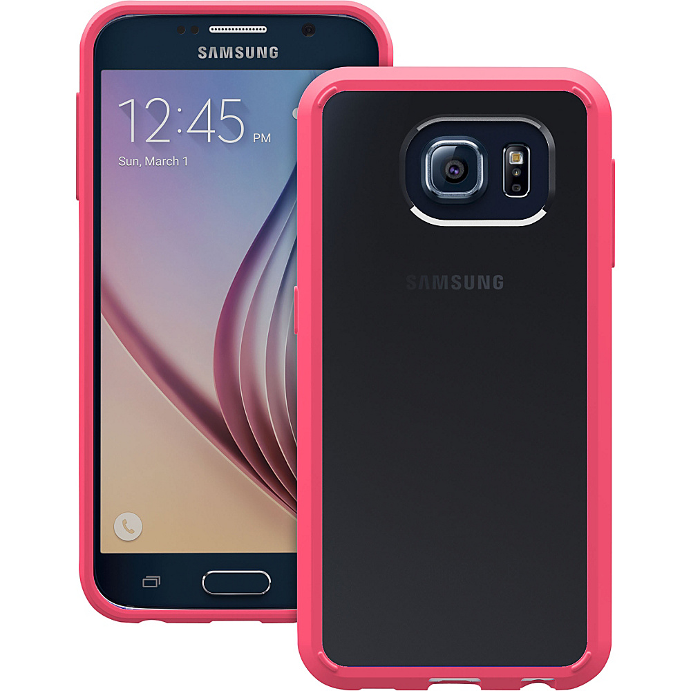 Trident Case Krios Dual Phone Case for Samsung Galaxy S6 Red Trident Case Electronic Cases