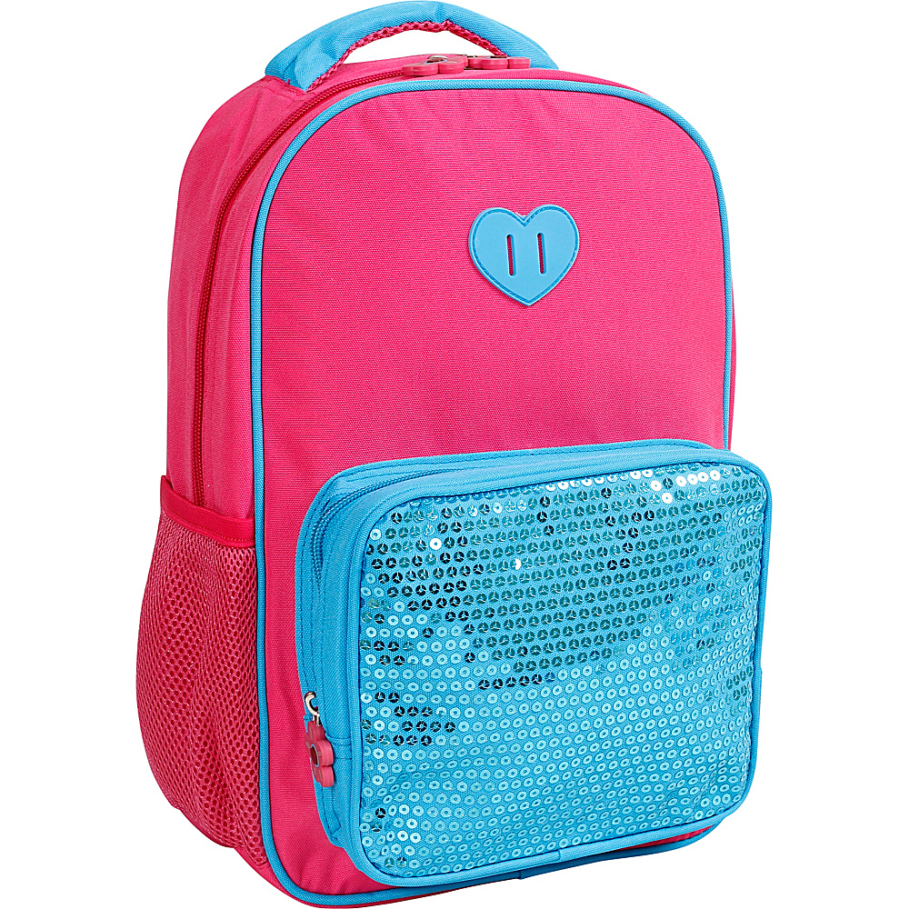 J World New York Sprinkle Kids Backpack Pink - J World New York Everyday Backpacks - Backpacks, Everyday Backpacks