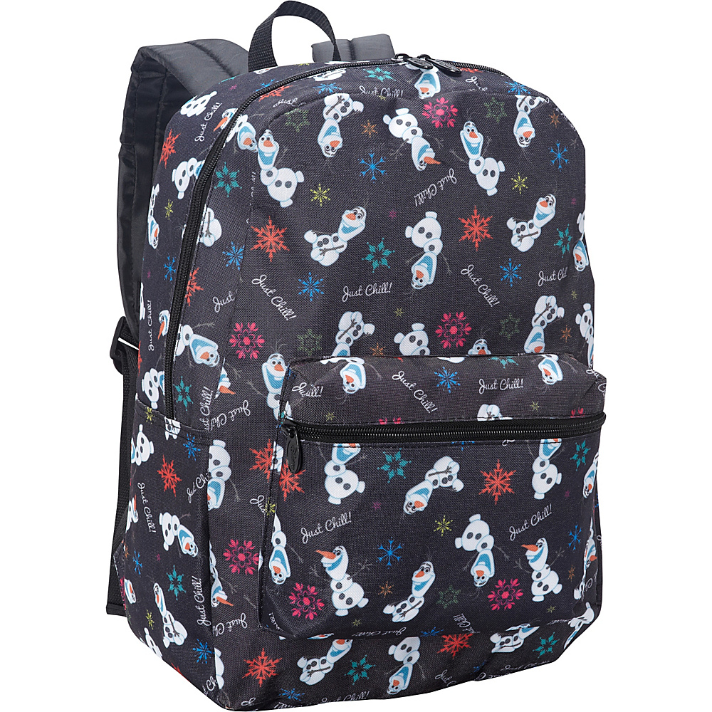 Disney Olaf All Over Print Backpack