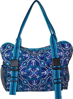 All For Color Yoga Tote Artisan Tile - All For Color Other Sports Bags
