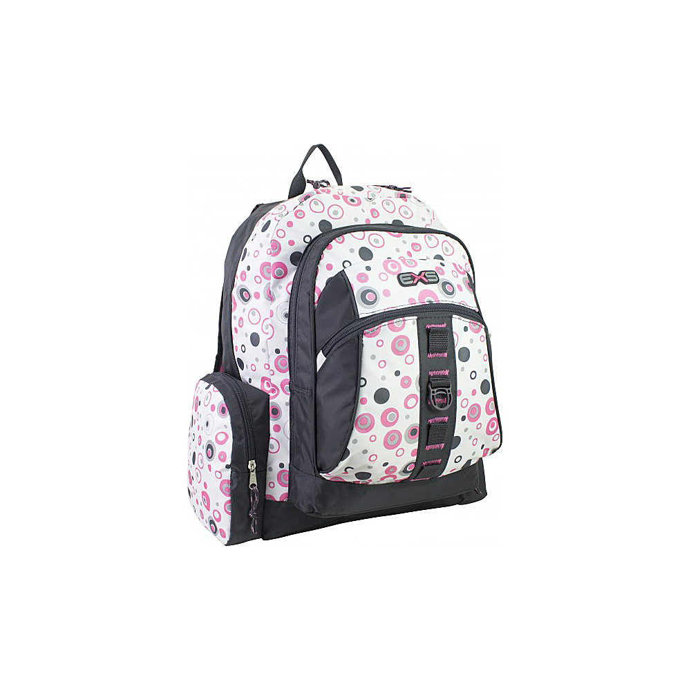Eastsport Voyager Backpack Pink Molecule Eastsport Everyday Backpacks