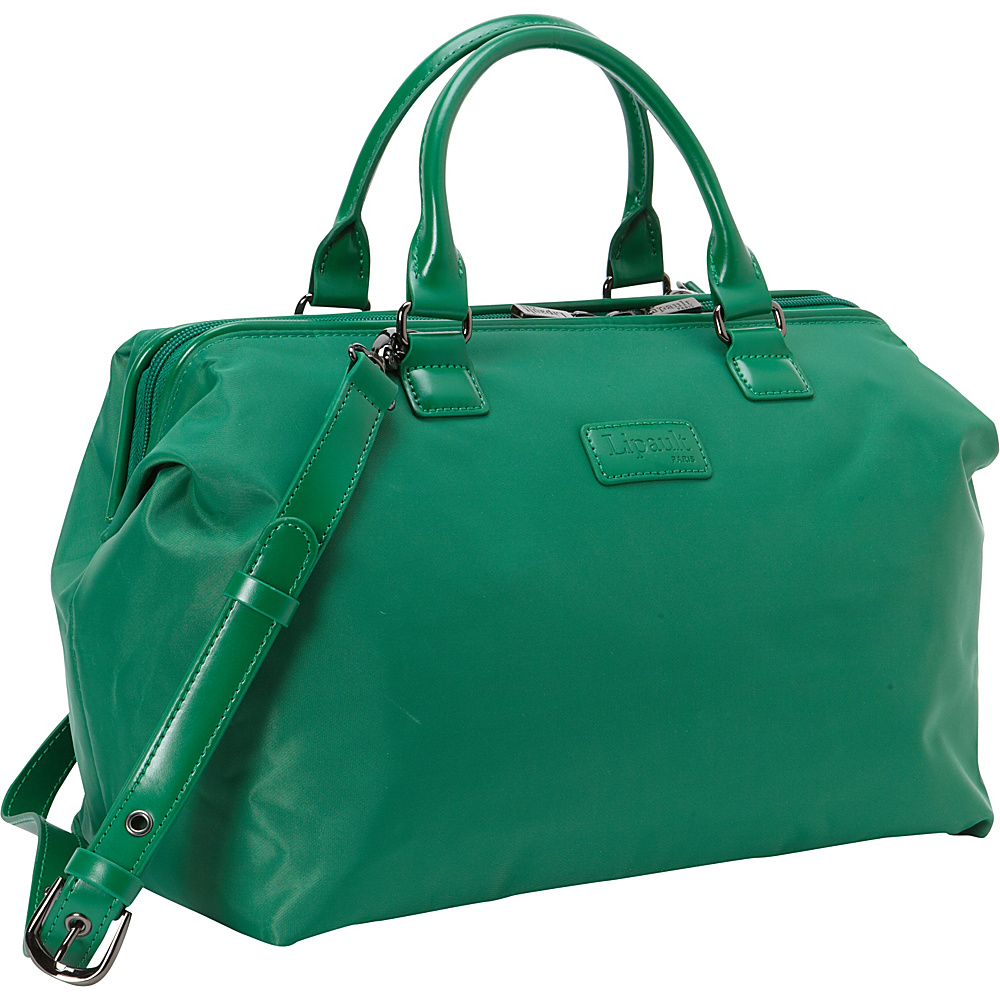 Lipault Paris Bowling Bag M Green Lipault Paris Luggage Totes and Satchels