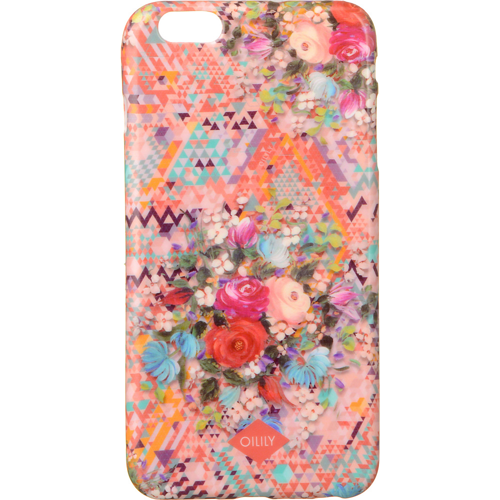 Oilily iPhone 6 Plus Case Blush Oilily Electronic Cases