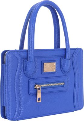 Sandy Lisa Charleston Clutch - iPad Mini Blue - Sandy Lisa Electronic Cases
