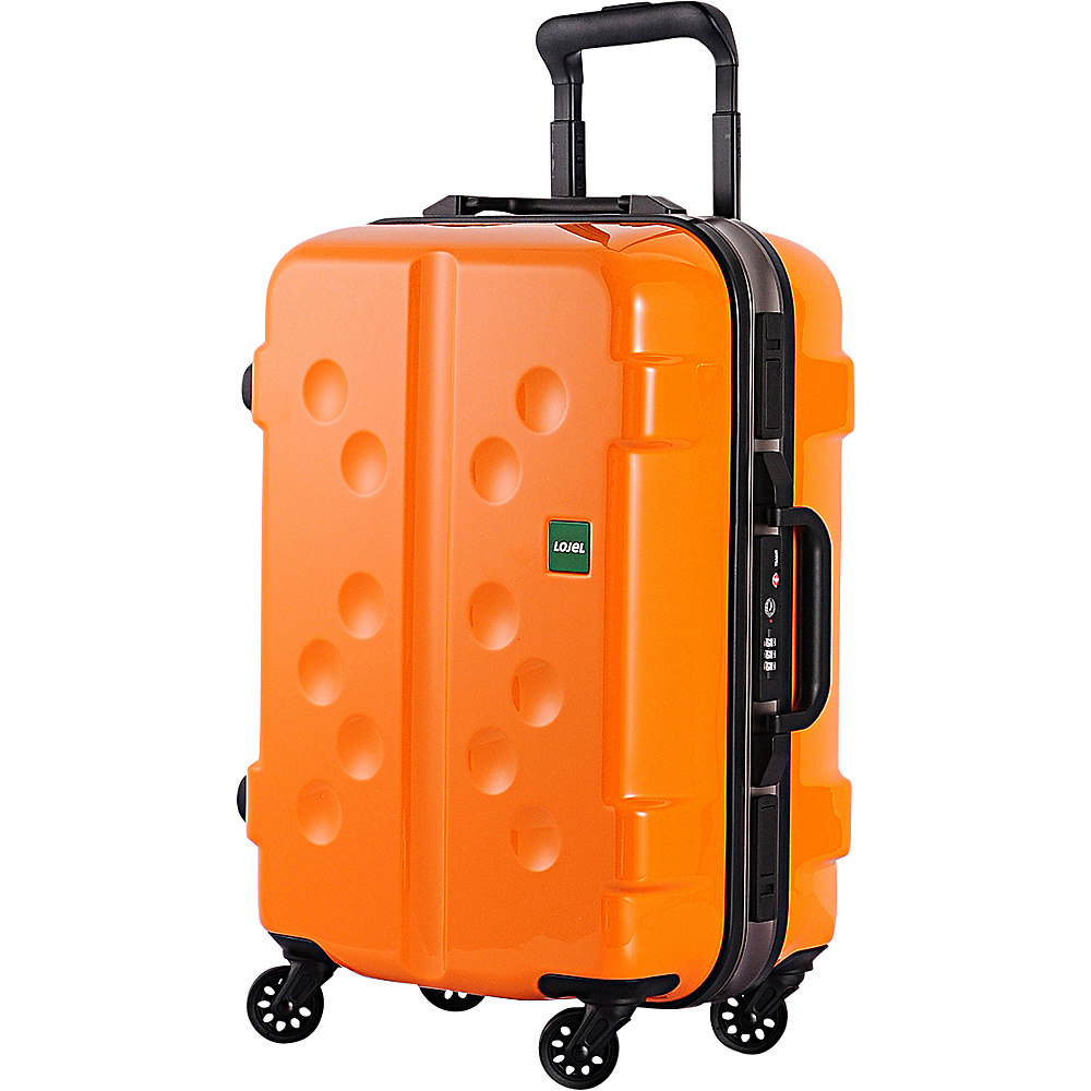 Lojel Carapace Carry On Tangerine Lojel Hardside Carry On