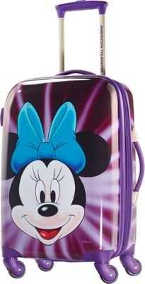 American Tourister Disney Minnie Mouse Hardside Spinner 21