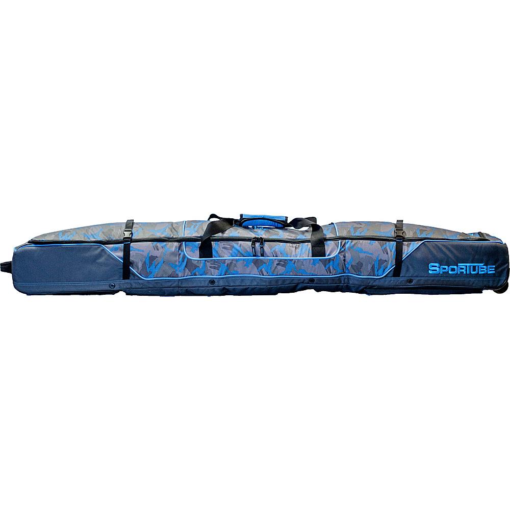 Sportube Ski Shield Double Ski Bag Camo - Sportube Ski and Snowboard Bags
