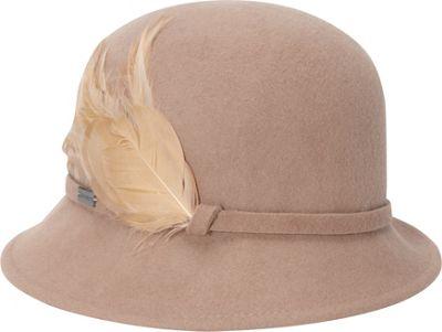 Betmar New York Charmane Cloche Light Camel - Betmar New York Hats
