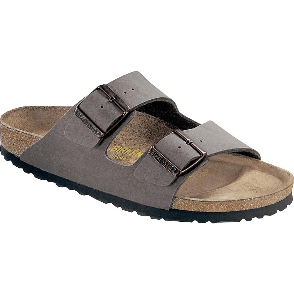 Birkenstock Arizona 45 US Men s 12 12.5 M Regular Medium Stone Birkenstock Men s Footwear