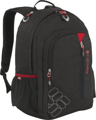 Columbia Sportswear Tioga Pass Pack Black - Columbia Sportswear Business & Laptop Backpacks