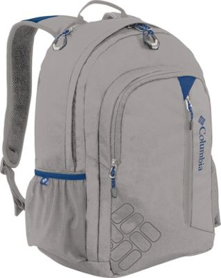 Columbia Sportswear Tioga Pass Pack Columbia Grey - Columbia Sportswear Business & Laptop Backpacks