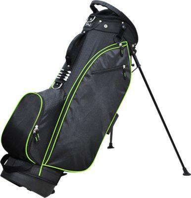 RJ Golf Anchor Stand Bag Black - RJ Golf Golf Bags