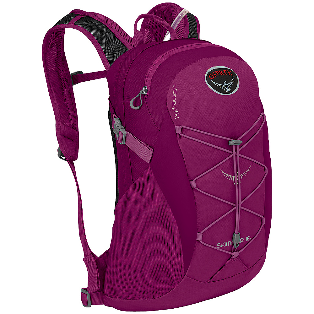Osprey Skimmer 16 Hiking Backpack Plume Purple - Osprey Backpacking Packs - Outdoor, Backpacking Packs
