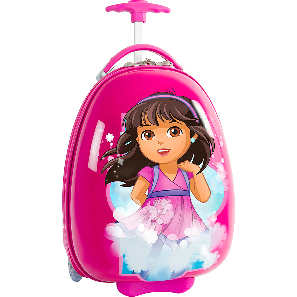 Heys America Dora Kids 18 Luggage Pink Heys America Hardside Carry On