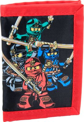 LEGO Ninjago Wallet Ninjago - LEGO Men's Wallets