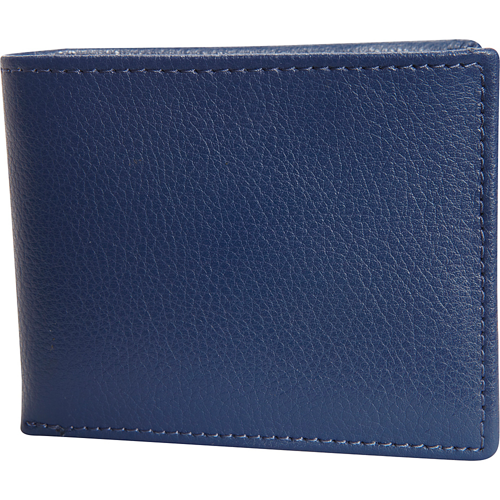 Buxton Addison RFID Slimfold - Secret Stash Indigo - Buxton Mens Wallets - Work Bags & Briefcases, Men's Wallets