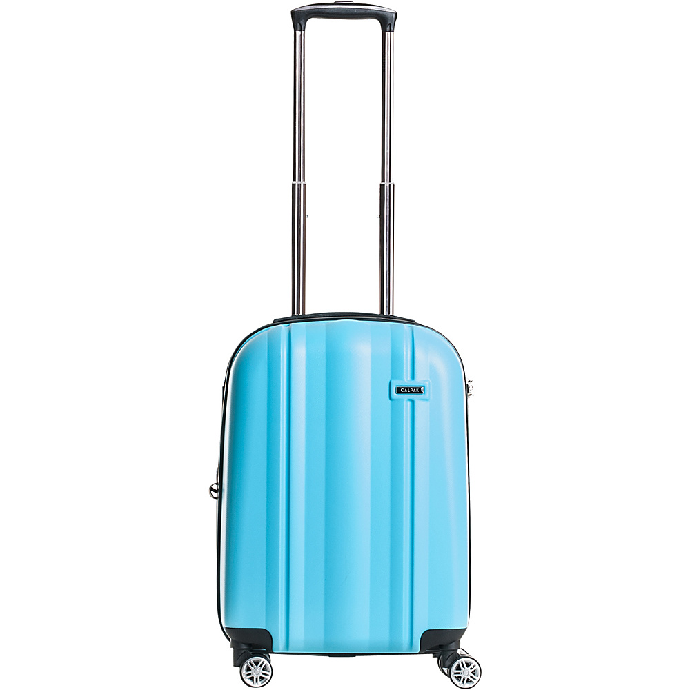 CalPak Winton 20 Expandable Carry On Light Blue CalPak Softside Carry On