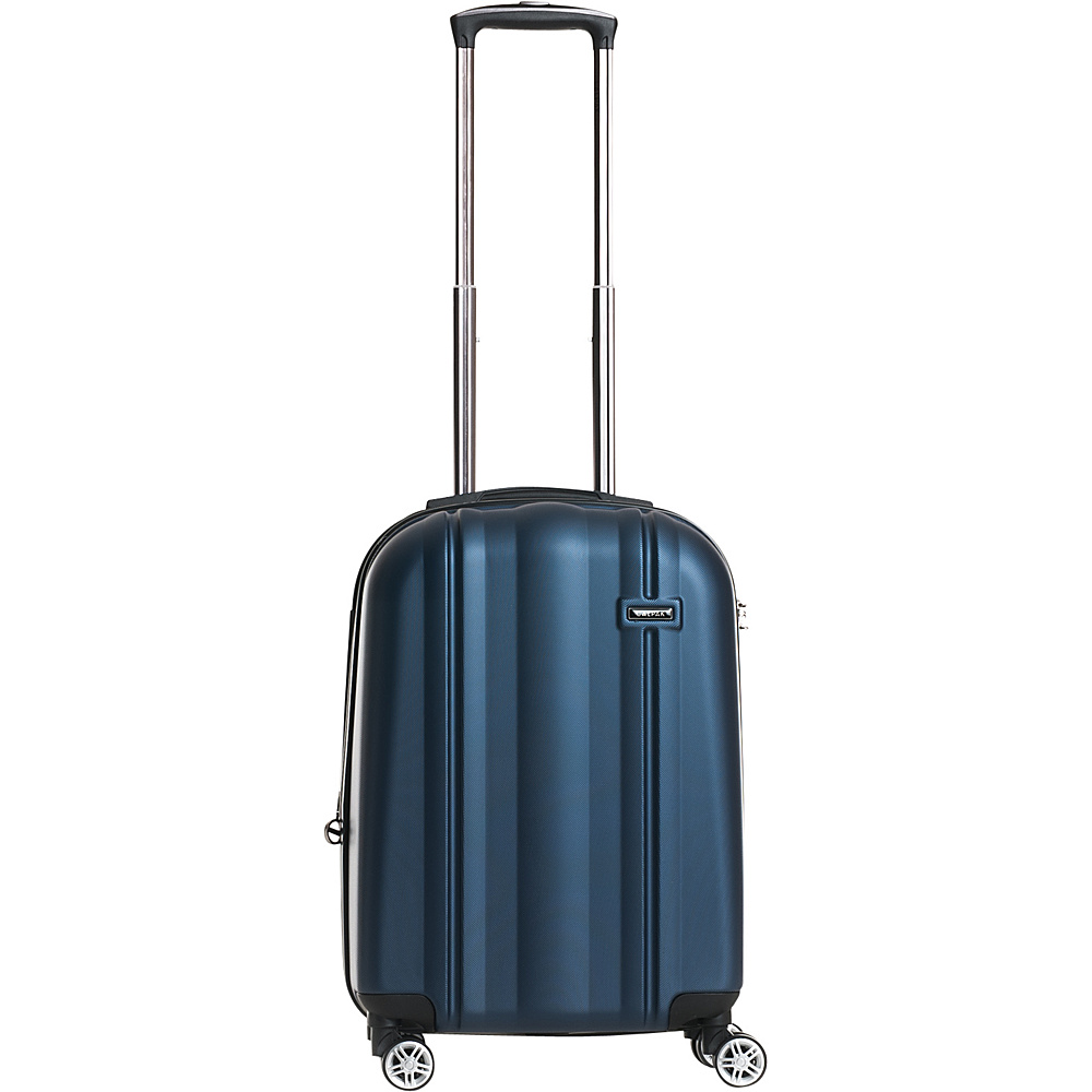 CalPak Winton 20 Expandable Carry On Navy Blue CalPak Softside Carry On