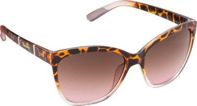 Unionbay Eyewear Rhinestone Cat Eye Sunglasses Tortoise Rose - Unionbay Eyewear Sunglasses
