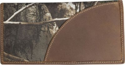 Canyon Outback Realtree RFID Security Blocking Long Wallet Realtree Camo - Canyon Outback Men's Wallets