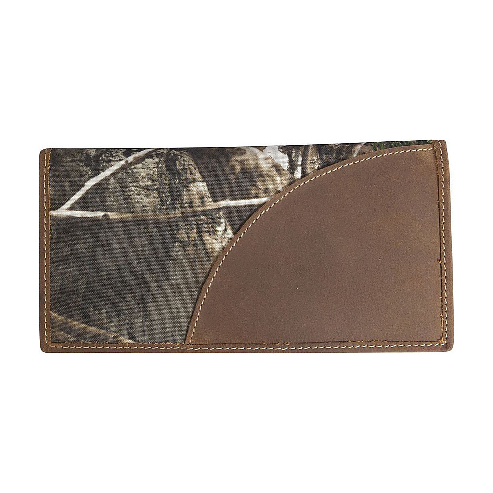 Canyon Outback Realtree RFID Security Blocking Long Wallet Realtree Camo Canyon Outback Men s Wallets