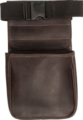 Canyon Outback Leather  Hills Leather Shell Bag Distressed Brown - Canyon Outback Other Sports Bags