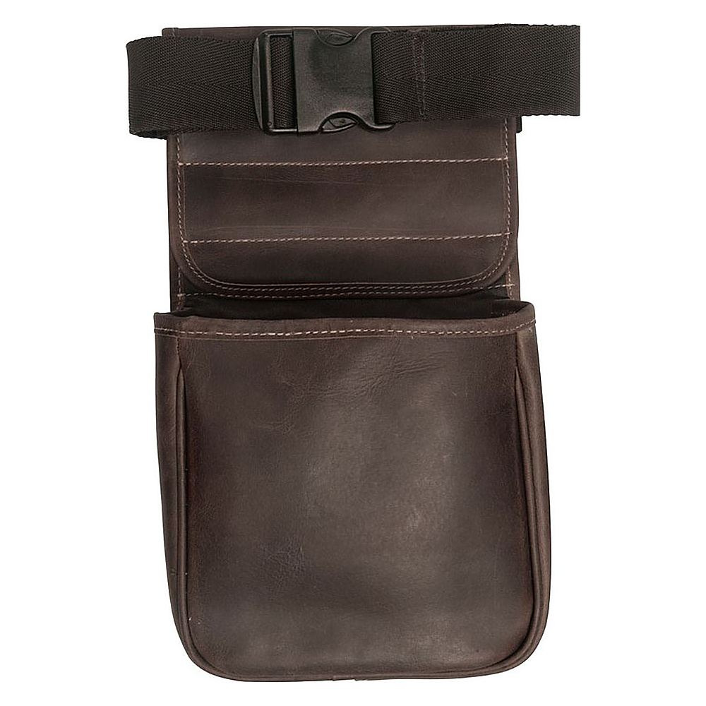 Canyon Outback Leather Hills Leather Shell Bag Distressed Brown Canyon Outback Other Sports Bags