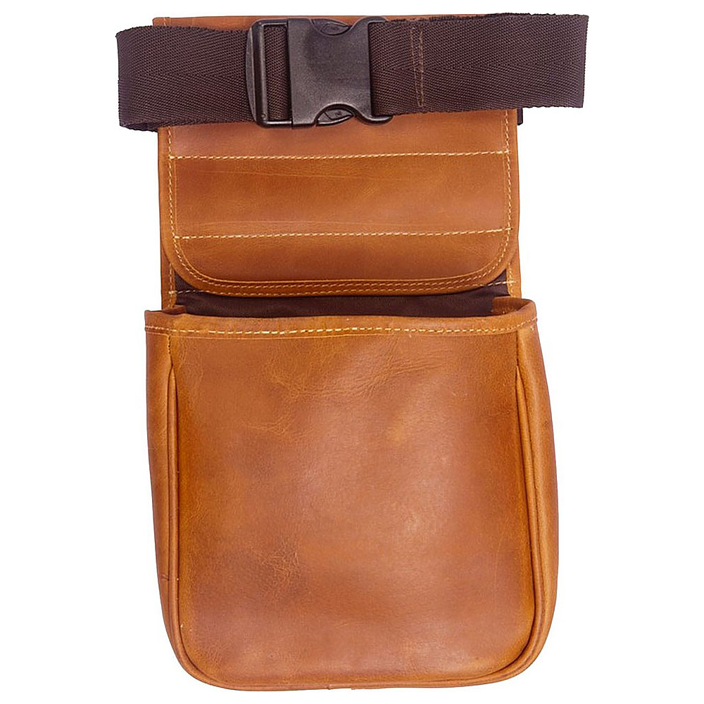 Canyon Outback Leather Hills Leather Shell Bag Distressed Tan Canyon Outback Other Sports Bags