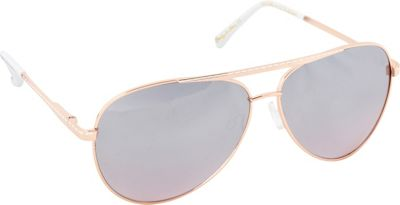 Circus by Sam Edelman Sunglasses Aviator Sunglasses Gold/White - Circus by Sam Edelman Sunglasses Sunglasses