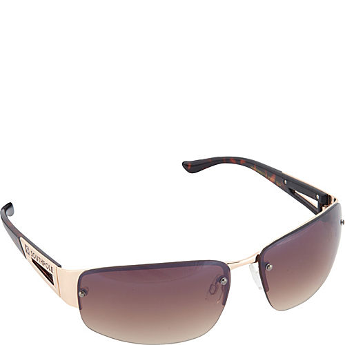SouthPole Eyewear Semi Rimless Oval Sunglasses - eBags.com