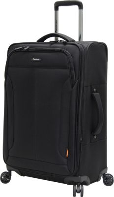 Pathfinder PX-10 24 inch Exp. Spinner Black - Pathfinder Softside Checked