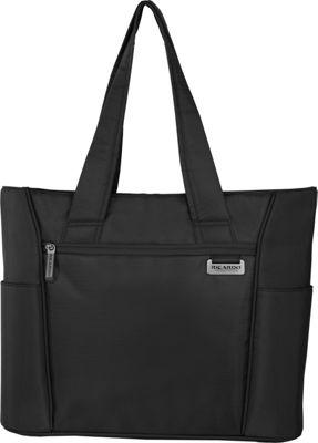 Ricardo Beverly Hills Del Mar 16 inch Shopper Tote Black - Ricardo Beverly Hills Luggage Totes and Satchels