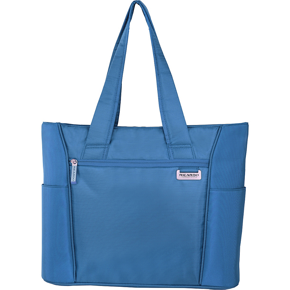Ricardo Beverly Hills Del Mar 16 Shopper Tote Sapphire Ricardo Beverly Hills Luggage Totes and Satchels