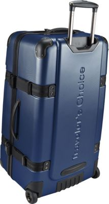 """Traveler's Choice Maxporter 28"""" Rolling Trunk Luggage ..."""
