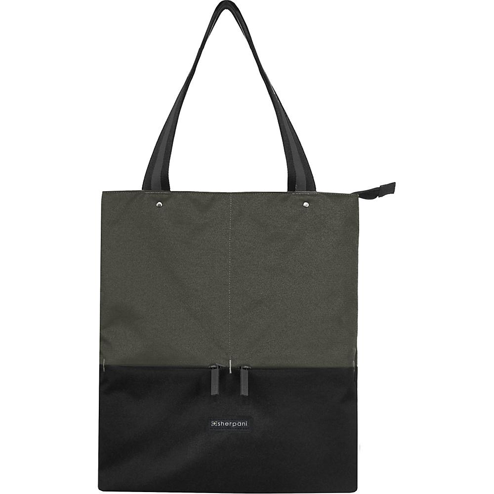 Sherpani Sloan Tote Ash Sherpani Fabric Handbags