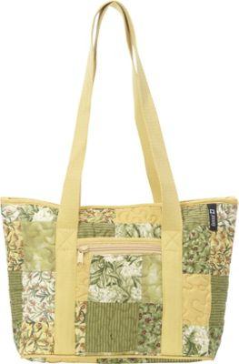 Donna Sharp Small Celina Shoulder Bag - Exclusive Botanical - Donna Sharp Fabric Handbags