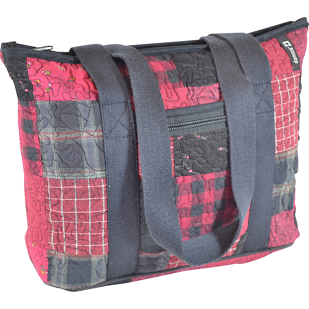 Donna Sharp Small Celina Shoulder Bag Exclusive Sicily Donna Sharp Fabric Handbags